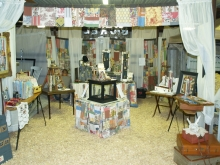 The Glossatteer Booth